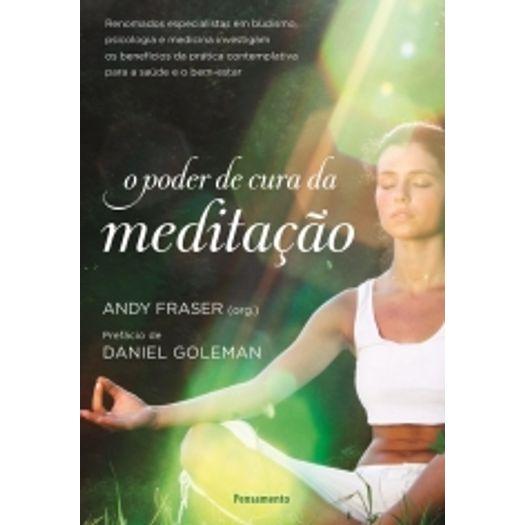 Poder de Cura da Meditacao, o - Pensamento