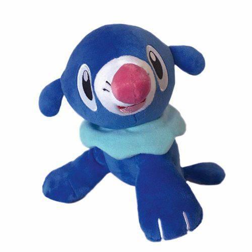 Pokemon Pelúcia Popplio 20 Cm - Dtc