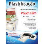 Polaseal 0,07 (a4) 220x307mm Pt C/50, 175 Micras - Mares