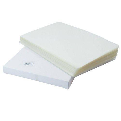 Polaseal para Plastificação Tamanho Crachá 59 X 86 Mm Espessura 0,05 Mm (125 Micras)