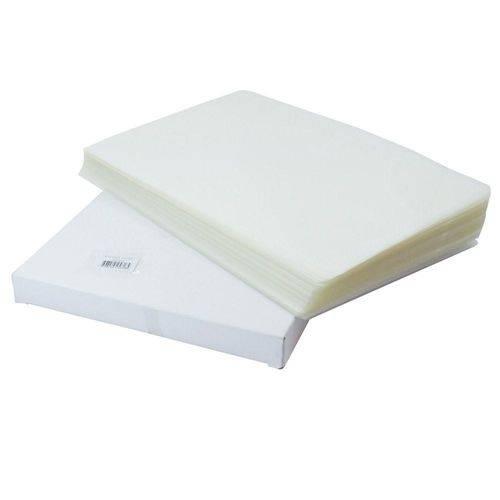 Polaseal para Plastificação Tamanho Identidade (RG) 80 X 110 Mm Espess