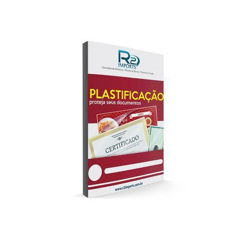 Polaseal Plástico para Plastificação 0,07 A4 PT 100 Lamin