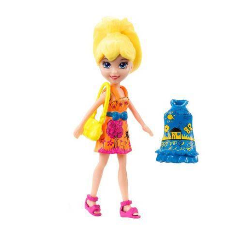 Polly - Boneca Festa Neon - Polly Dwc22