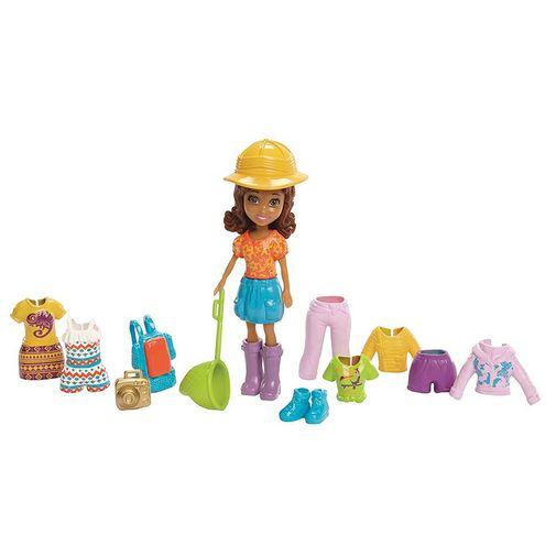 Polly Pocket - Aventura na Amazônia - Mattel