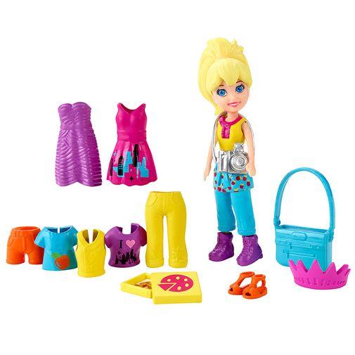 Polly Pocket - Passeando em Nova York - Mattel