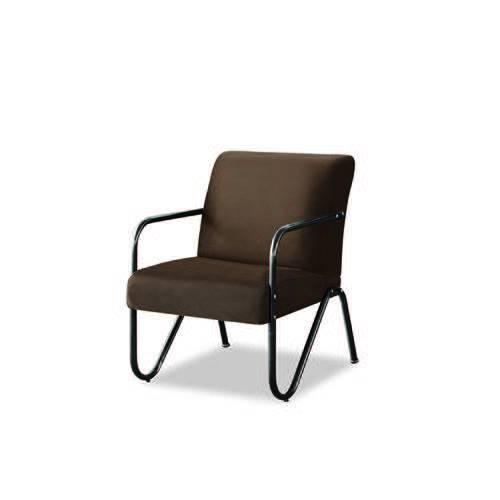 Poltrona Cadeira Aspen para Recepção Sala de Espera Consultório Escritório