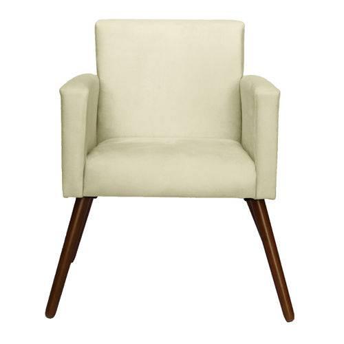 Poltrona Cadeira Decorativa Beatriz