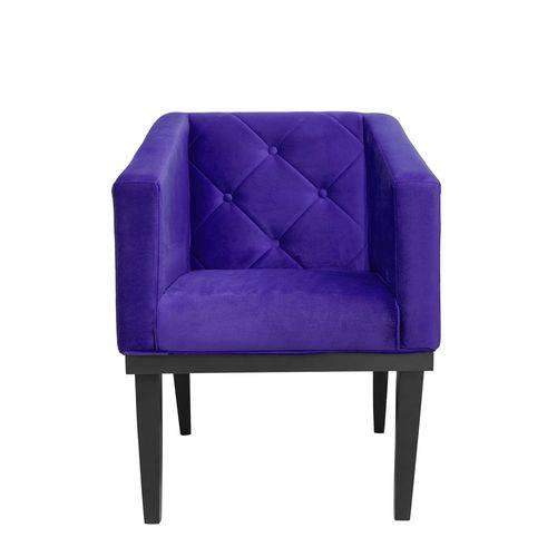 Poltrona Cadeira Decorativa Rafa