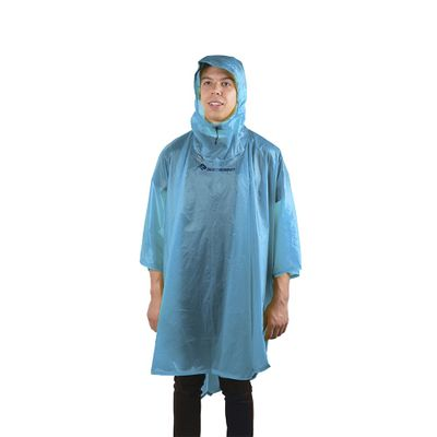 Poncho Ultrasil Nano SEA TO SUMMIT Azul