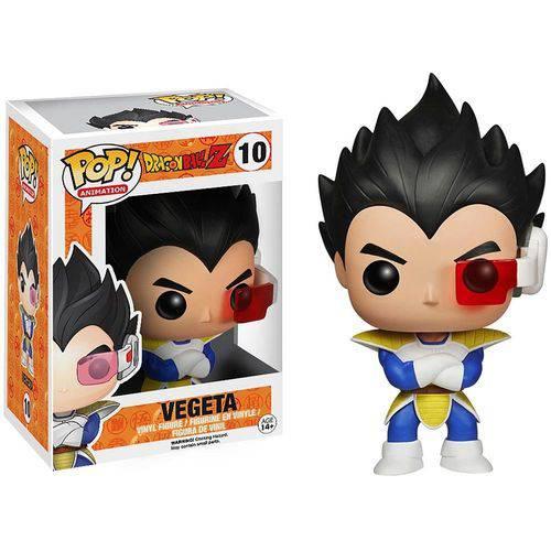 Pop Funko 10 Vegeta Dragon Ball Z