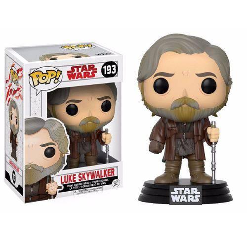 Pop Funko Luke Skywalker #193 Star Wars