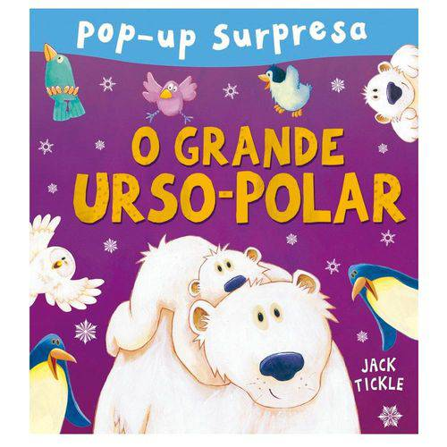 Pop-up Surpresa - o Grande Urso-Polar