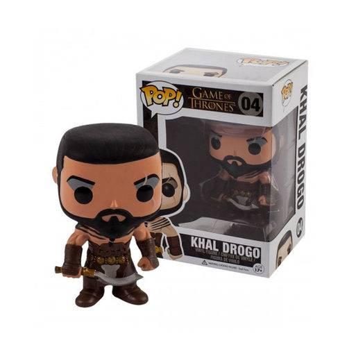 Pop Vinyl - Game Of Thrones - Khal Drogo