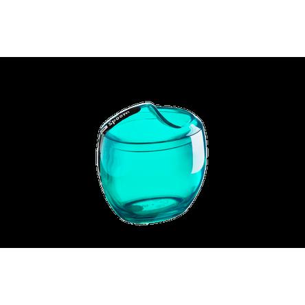 Porta-Algodão/Cotonetes - Spoom 10,8 X 10,6 X 8,5 Cm Verde Coza