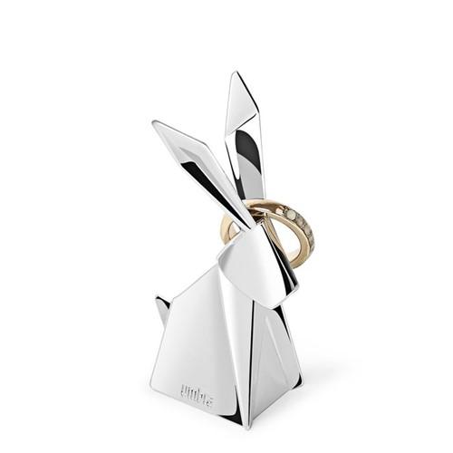 Porta-anéis Origami Coelho Umbra