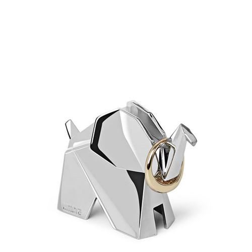 Porta-anéis Origami Elefante Umbra