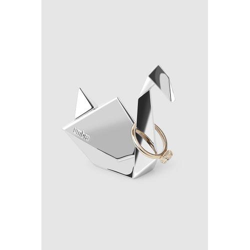 Porta Anel Origami Cisne