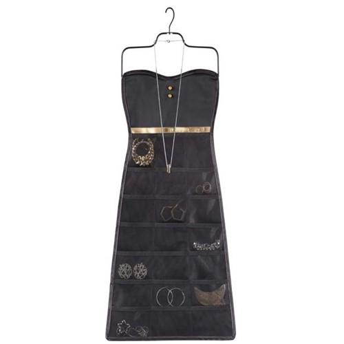 Porta Bijoux Bow Dress Preto Umbra