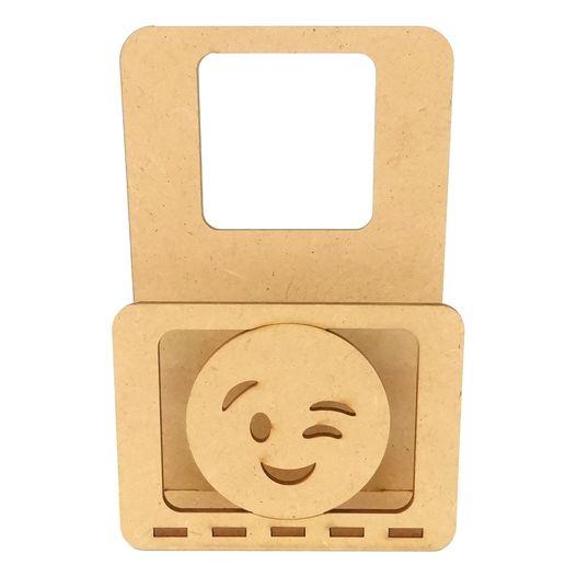 Porta Celular e Carregador Smile Piscadela