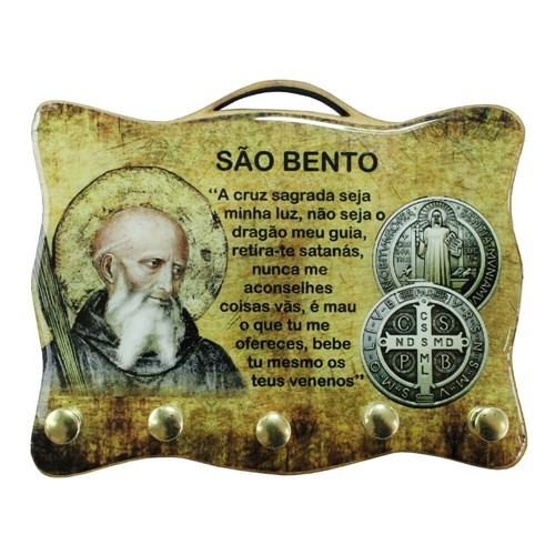 Porta Chave de São Bento | SJO Artigos Religiosos