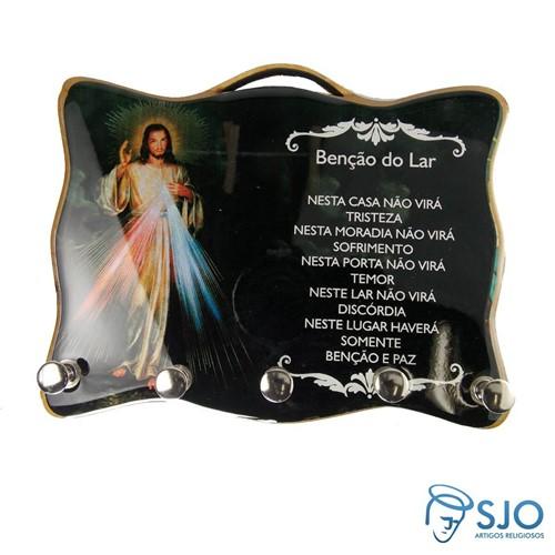 Porta Chave - Jesus Misericordioso | SJO Artigos Religiosos