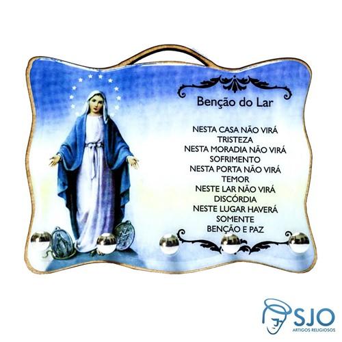 Porta Chave - Nossa Senhora das Graças | SJO Artigos Religiosos