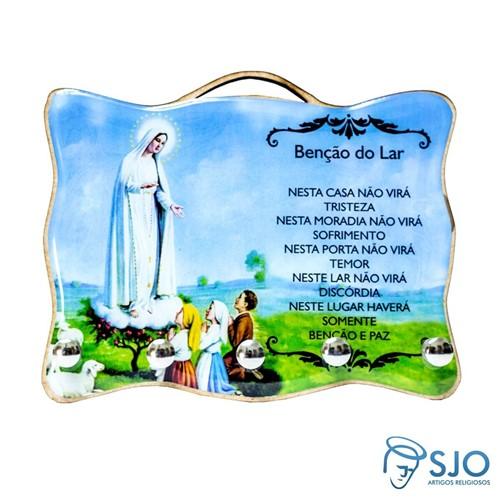 Porta Chave - Nossa Senhora de Fátima   SJO Artigos Religiosos
