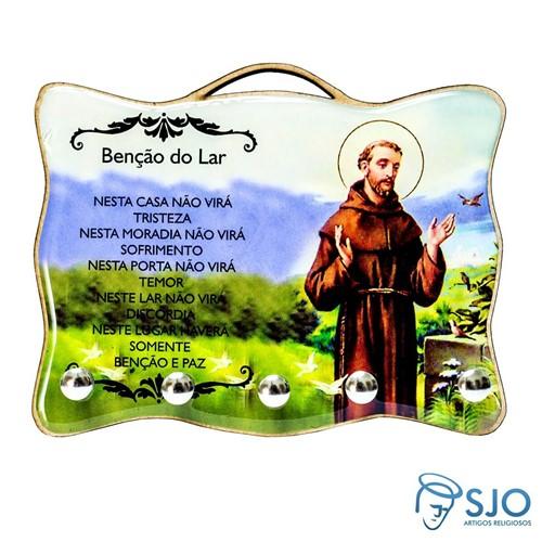 Porta Chave - São Francisco de Assis | SJO Artigos Religiosos
