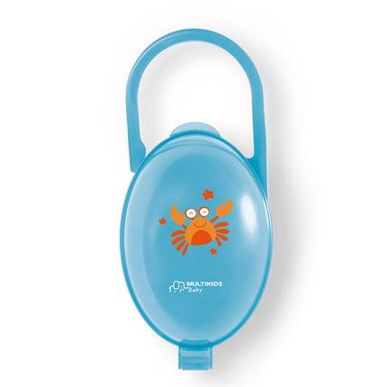 Porta Chupeta Paci Clean Boys - Multikids Baby