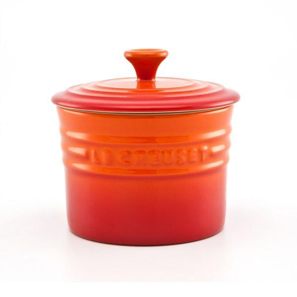 Porta Condimentos de Cerâmica Le Creuset Laranja 200mL - 12686