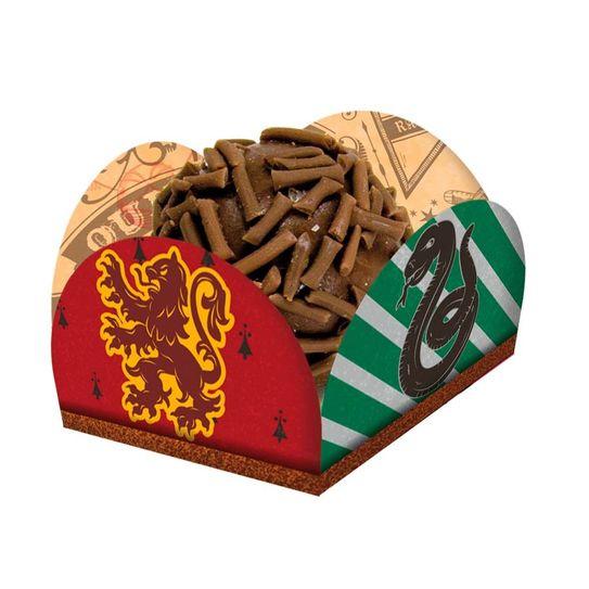Porta Forminha 40 Unidades - Harry Potter - Festcolor