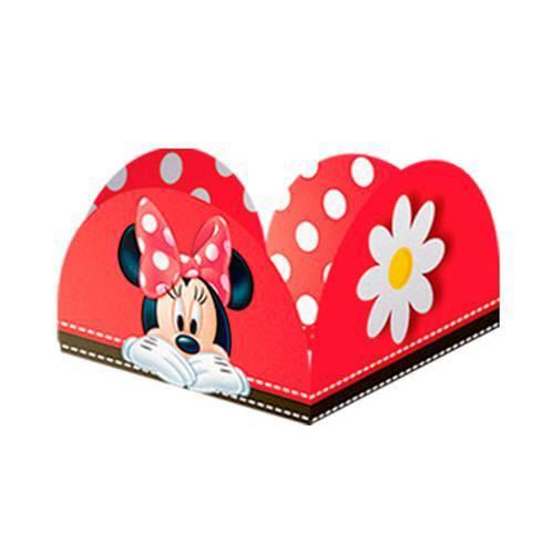 Porta Forminhas Minnie 50un