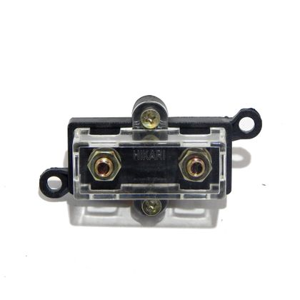 Porta Fusível Midi Acrílico - para Fusíveis Mini de 40 a 100A