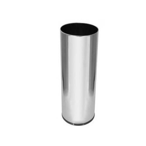 Porta Guarda-chuva em Aço Inox 30 X 70 Cm