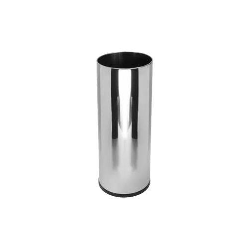 Porta Guarda-Chuva em Aço Inox 24 X 50 Cm