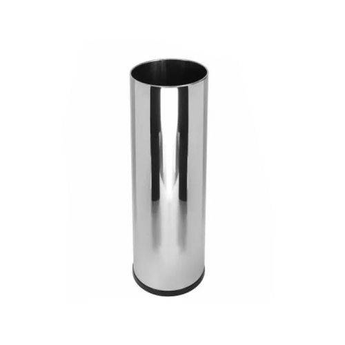 Porta Guarda-Chuva em Aço Inox 24 X 70 Cm