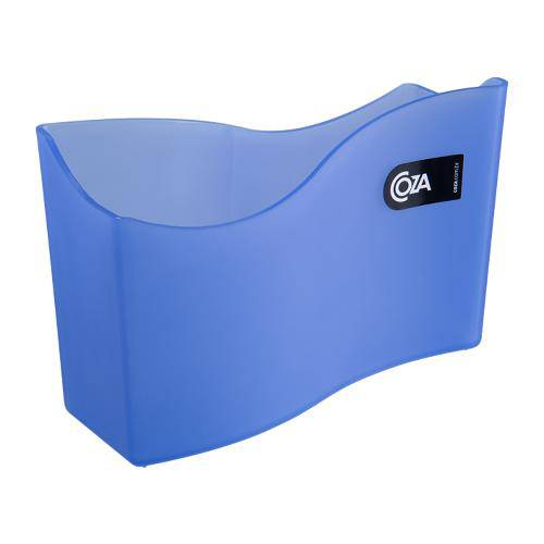 Porta Guardanapo Azul 18 Cm Coza