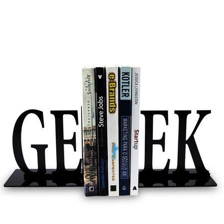 Porta Livros Geek