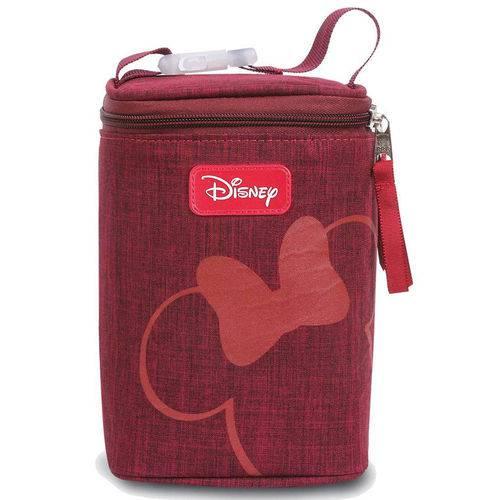 Porta Mamadeira - Baby Bag - Térmica - Disney - Cinza - Baby Go