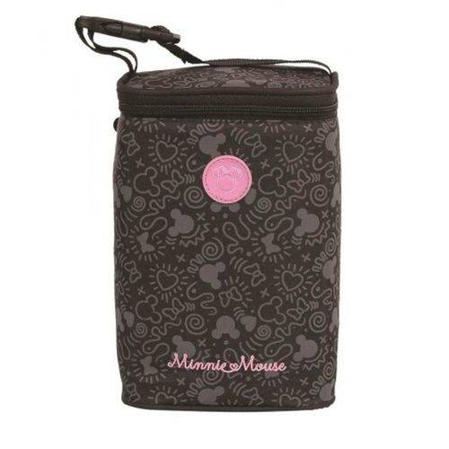 Porta Mamadeira Térmica Minnie Disney