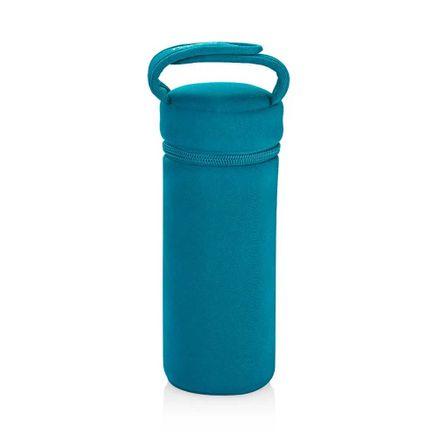 Porta Mamadeiras Térmico Multikids Baby Azul