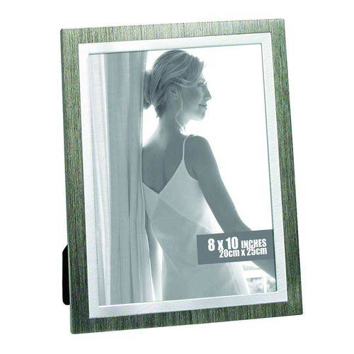 Porta-retrato 20x25 Cm Chumbo