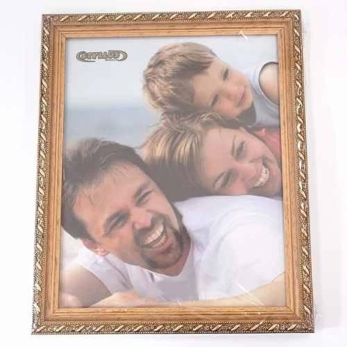 Porta Retrato 20x25 Moldura Dourada