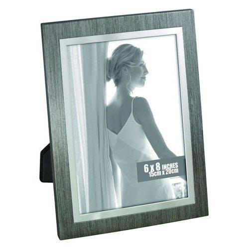 Porta-retrato 15x20 Cm Chumbo