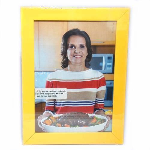 Porta Retrato 15x21 Amarelo