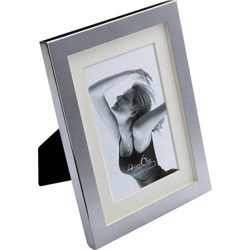 Porta-Retrato 7922 (20x25cm) Metalizado - Rojemac