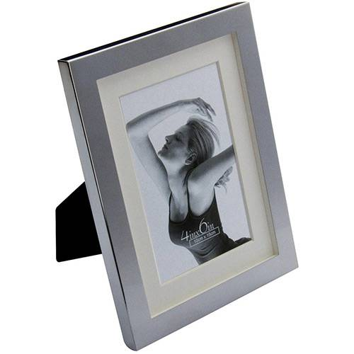 Porta-Retrato 7919 (10x15cm) Metalizado - Rojemac