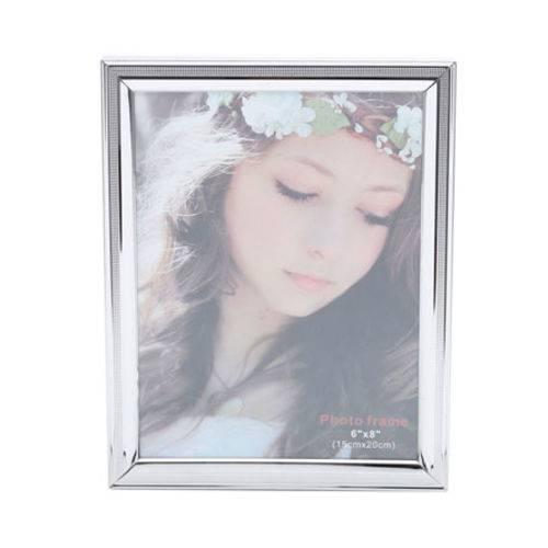 Porta Retrato Aço Family 15x20 Cm