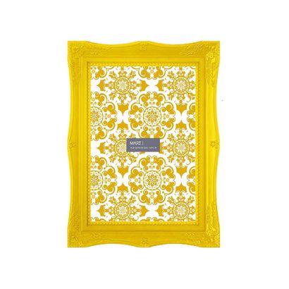 Porta-retrato Amarelo 10x15cm Mart