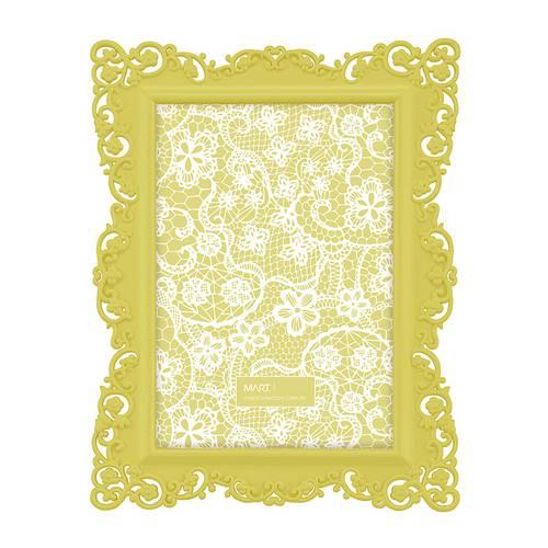 Porta Retrato Amarelo Candy 10x15